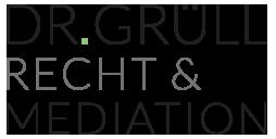Dr. Stefan Grüll – Recht und Mediation Retina Logo