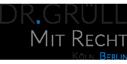 Dr. Stefan Grüll – Recht und Mediation Logo